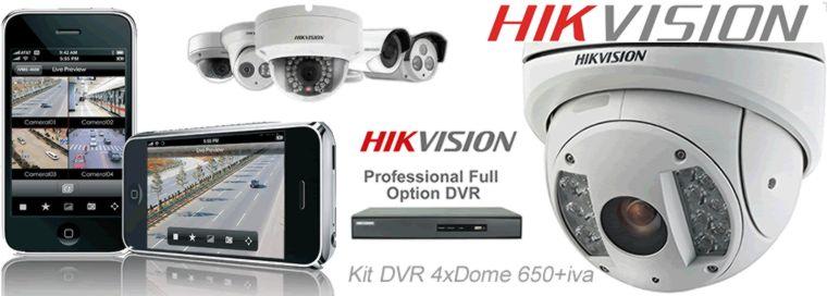 Vigilância HIK Vision